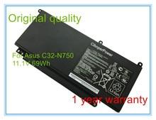 11,1 V 69WH Original neue N750 batterie für N750JV N750Y47JV-SL N750JK N750JK C32-N750