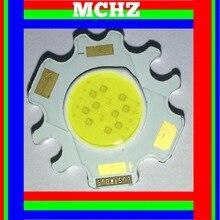 100 pcs 3W 5W 7W 8W 6V 7V 8V COB Led Chip Diodes Surface Light for Led Bulb Spotlight Street Led Lamp цена