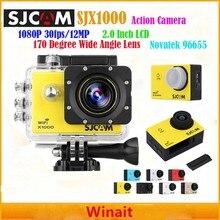 Оригинал SJCAM X1000 мини действий камеры 170D широкий угол объектив HDMI интерфейс 30 м подводные 10 s таймер спорт видеокамеры