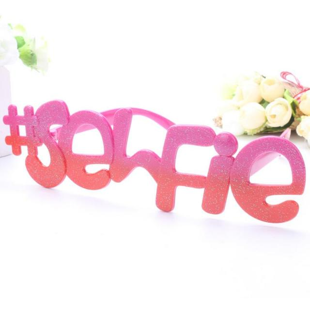 New Decorative Selfie Frame Costume Glasses Fancy Dress Photobooth ...