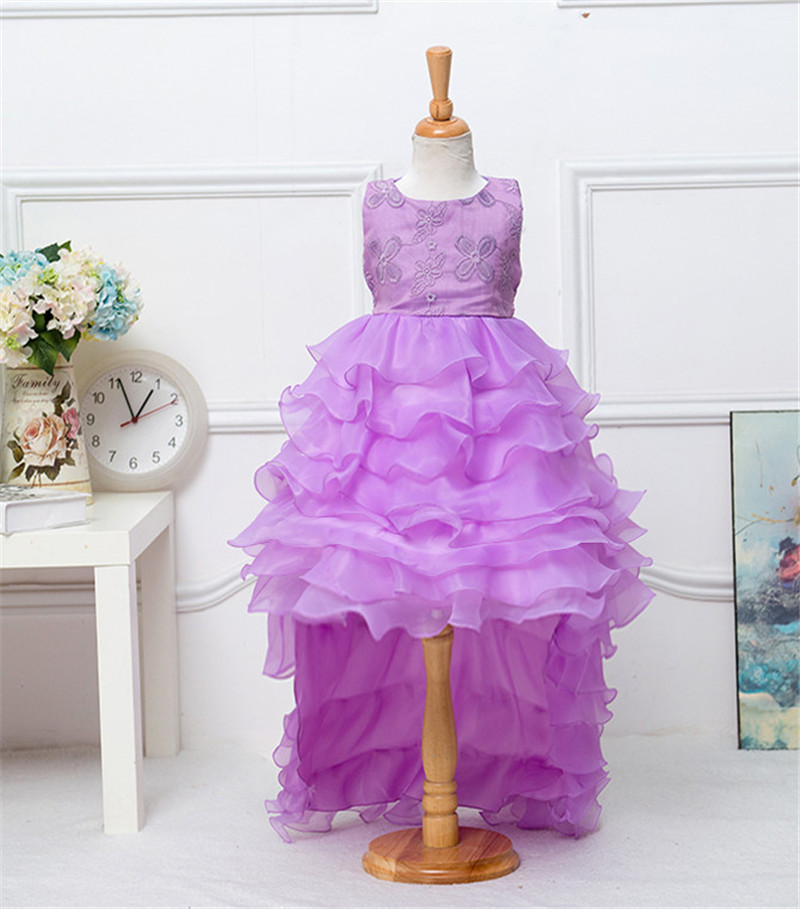Girl Christening Wedding Party Dress Baby girl clothes Flower Girl ...