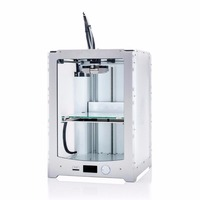 Horizon Elephant DIY Ultimaker 2 Extended 3D Printer DIY Full Kit 1 75mm Metal Extruder Not
