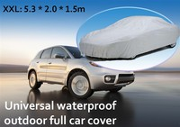 2015 High quality universal waterproof car covers for bmw toyota cars cover outdoor sun snow dust rain protector