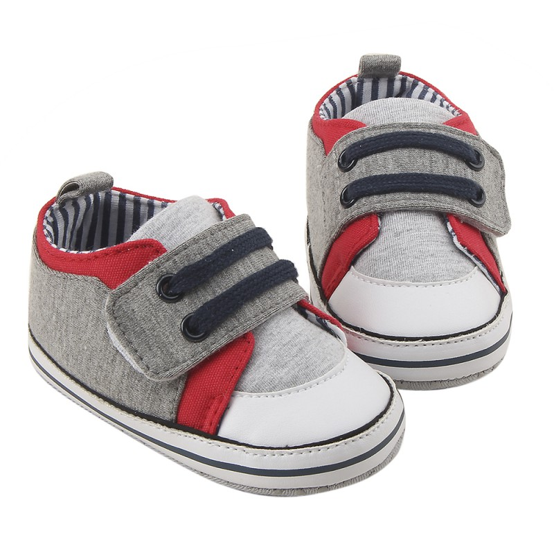Autumn Newborn Baby Mocassins Infant Kids Boy Soft Sole Breathable Patch Cloth shoes Sneaker Toddler Shoes 0-18M