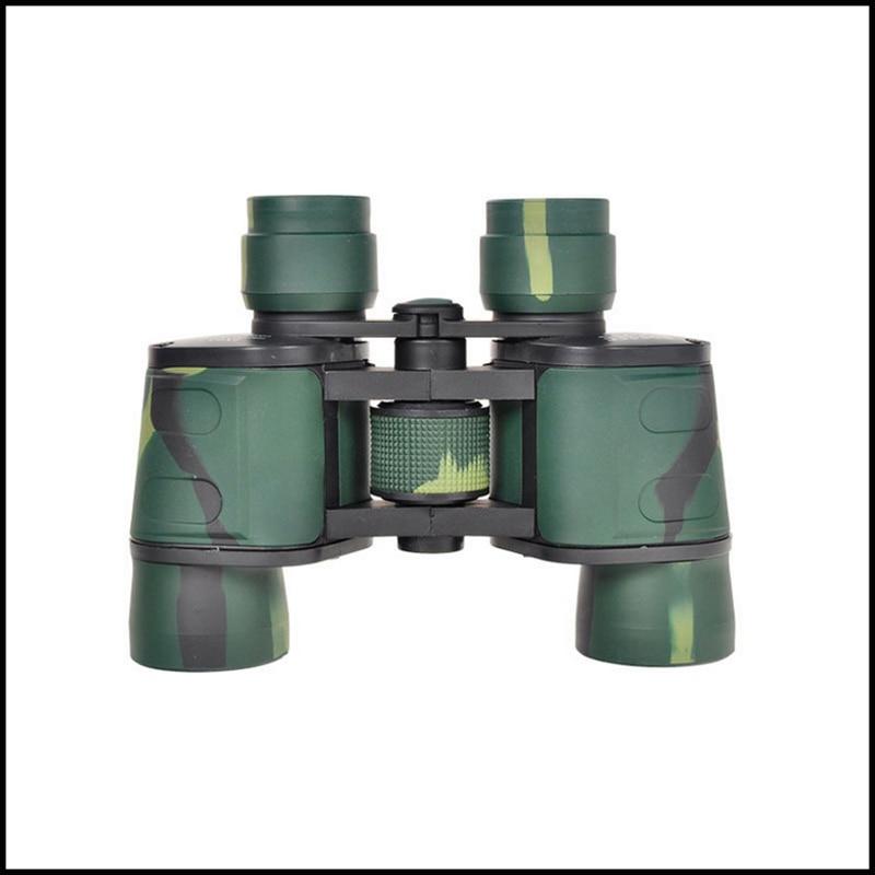 ФОТО 8X40 Desert Camouflage Green SMC Green Coated Binocular Large Eyepiece Anti-skid Telescope for Hunting Camping Hiking