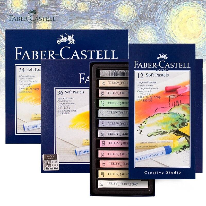 Soft Pastels 12//Pkg-Assorted