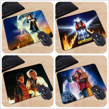 New High Quality Large Rubber Speed Game Mousepad Marty Mcfly Back to the Future Hot Sale Mouse Pad Computer Gaming MousePads