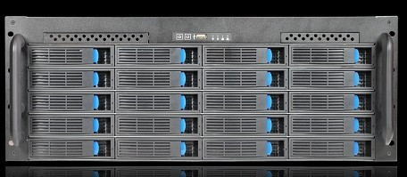 4U20 hard disk hot plug server cabinet storage industrial control chassis HD 5208 73p8005 73p8017 300g 10k fc ds4300 server hard disk one year warranty