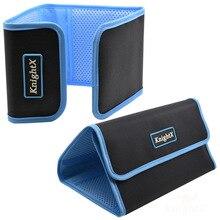 KnightX カメラ UV CPL FLD ND カラーフィルター財布レンズアダプタリング収納袋ケースポーチ用 nikon canon d3300 d5300