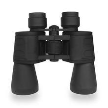 Wholesale prices 10×50 High Power Classical Compact Outdoor Binoculars Telescope Hiking Equipment Camping Hunting Binoculars Scope With BK7 Prism
