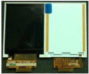 1.77/1.8 cala 14PIN 65/262K SPI wyświetlacz tft lcd ekran ST7735 napęd IC 128 (RGB) * 160