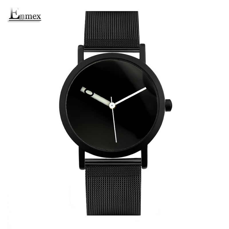 2017 Enmex creative design wristwatch waterproof special Changeable number hour hand simple design fashion quartz watches 2017lady gift enmex design silicone strap creative changing patterns dail japanese style simple quietly elegant quartz watches