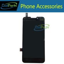 Черные туфли высокого качества Цвет для ZTE Гранд X Quad V987 ЖК-дисплей Дисплей и Сенсорный экран планшета Ассамблеи 1 шт./лот