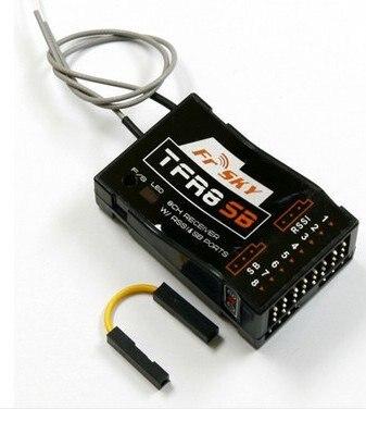 TFR8SB フタバ Fasst 対応 Rx TFR8SB 8 に 16 Ch FrSky レシーバー w/SBUS  グループ上の おもちゃ & ホビー からの パーツ & アクセサリー の中 1