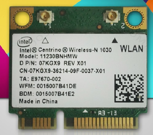 INTEL R CENTRINO R WIRELESS N 1030 WINDOWS DRIVER DOWNLOAD