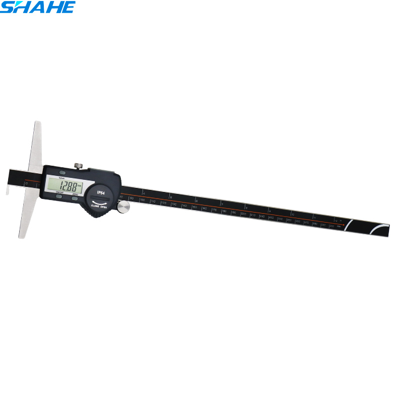 0-300 mm stainless steel electronic digital vernier caliper single hook depth caliper vernier caliper 300mm0-300 mm stainless steel electronic digital vernier caliper single hook depth caliper vernier caliper 300mm