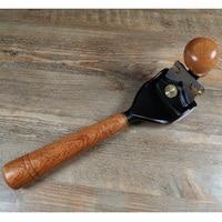 European hand pull shovel knife woodworking metal planer,wood carving tool