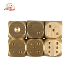 2017 Outdoor Entertainment Party Portable Aluminium Alloy Poker Solid Dominoes Dice Game