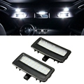 Universale 12V Specchio Visiera LED Light Lampad Per For BMW F10 F11 F07 F01 F02 F03