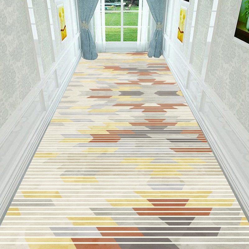 Nordic Stair Carpet Living Room Home/Office Corridor Carpet Hotel Aisle Rug Entrance/Hallway Doormat Customize Bedroom Area Rug
