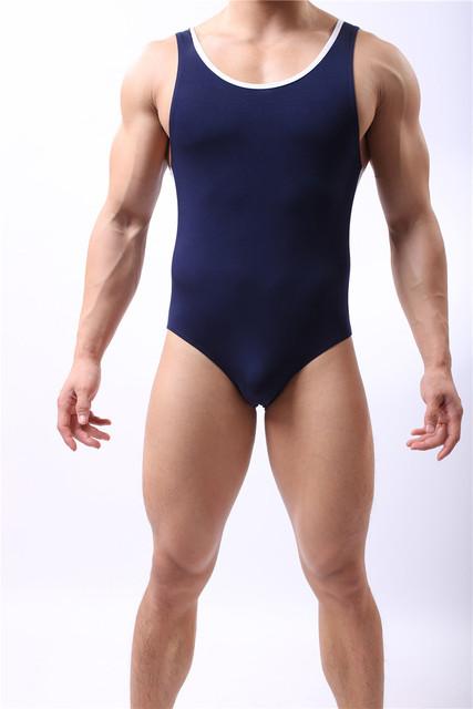 Sexy Mens Undershirt Underwear