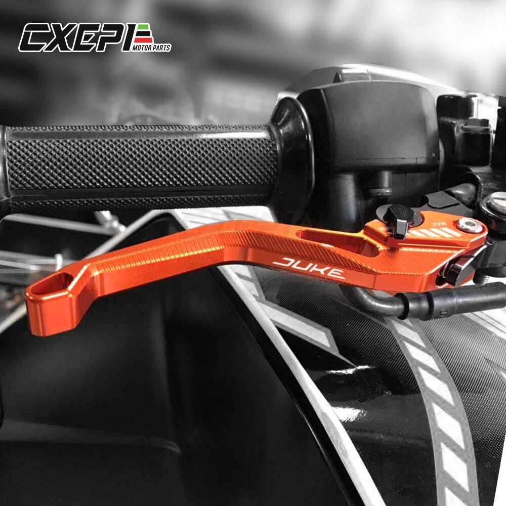 145mm short motorcycle brake clutch levers for KTM 790 duke 2018-2019 orange