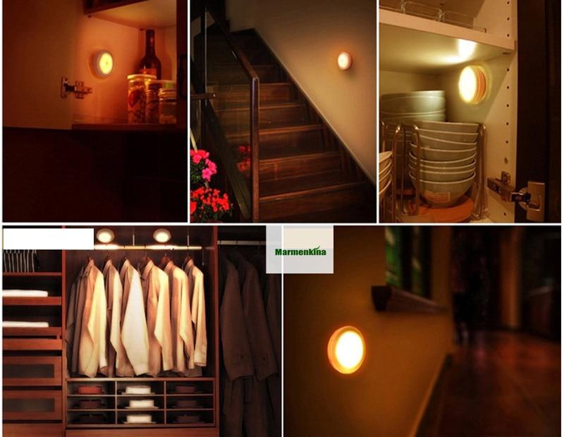 Lâmpadas de Parede parede do corredor Interruptor : Sensor