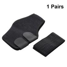 1 Pair Effective Durable Ankle Support Ankle Sleeve Ankle Brace for Adult Injury Recovery Joint Pain Running Sports