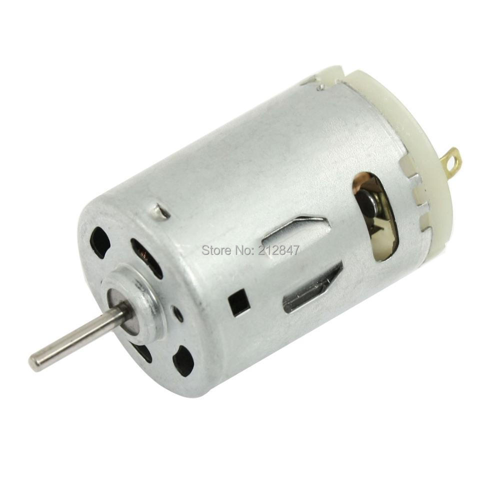 <font><b>DC</b></font> <font><b>12V</b></font> <font><b>6000RPM</b></font> Mini Magnetic <font><b>Motor</b></font> for Smart Cars DIY Toys image