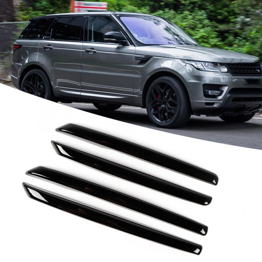 2pcs Car Side Air Inlet Frame Exterior Trims For Land Rover Range Rover 2018