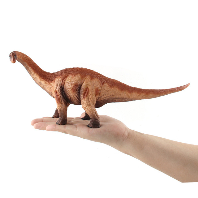 jurassic park action figures dinosaurs model toys brontosaurus