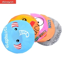 Buy Waterproof Cute Cartoon Shower Women Hat For Bat online