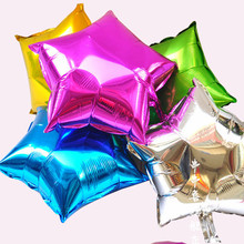 Free Shipping 10inch 20pcs Helium Foil Balloons Balloons Party Decoration Wedding Party Supplies Multicolor Choose