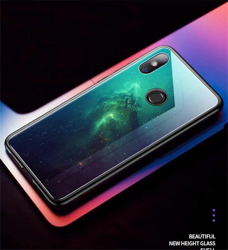 Aixuan Glass Case For Xiaomi Mi Mix 3 (3)