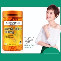 Australia Healthy Care High Quality Royal Jelly Improvement of well being Health Supplement Proteins lipids hormones 10 HDA