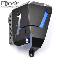 Motorcycle CNC Aluminum Radiator Side Protector Guard Cover For Yamaha MT07 MT 07 2013 2018 FZ07