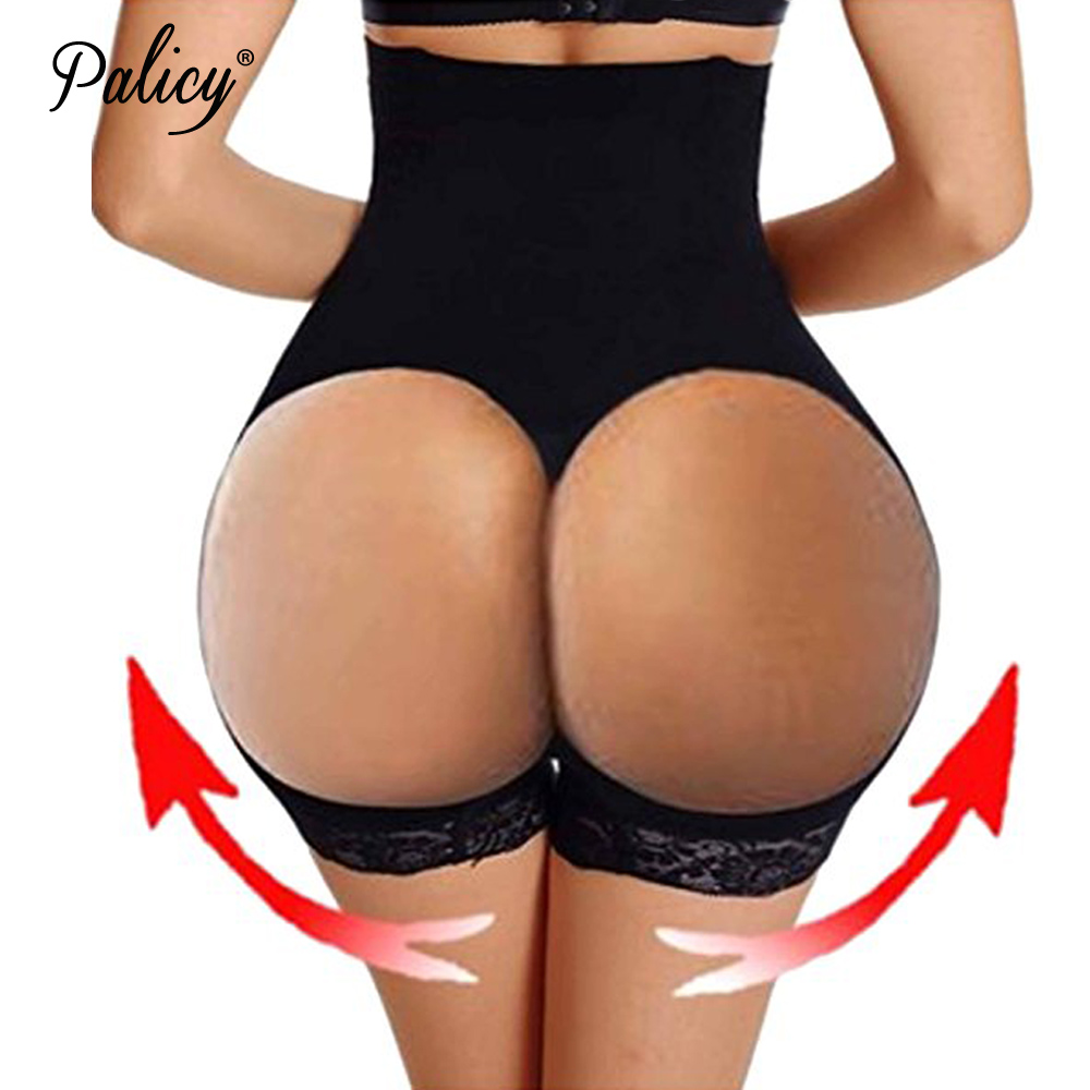2cd7064f4ed80 Shapewear Women Butt Lifter Panties High Waist Trainer Sexy Circle Open Invisible  Tummy Control Booty Lift Panty Body Shaper