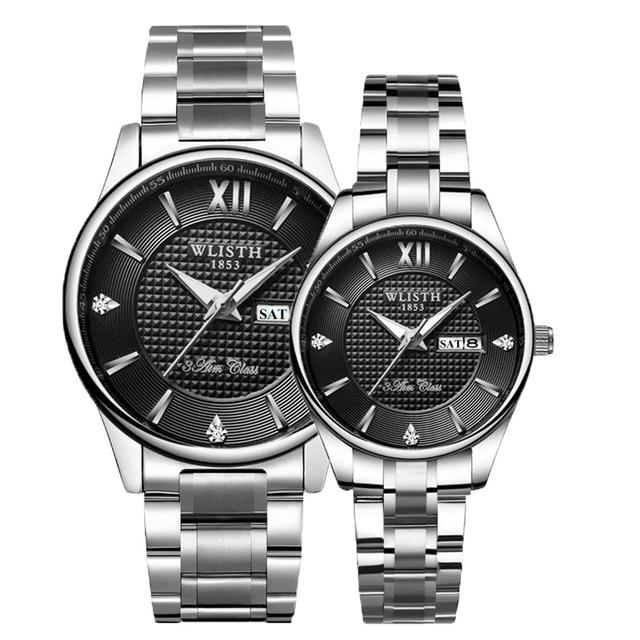 Couple High Quality Watch Set 2