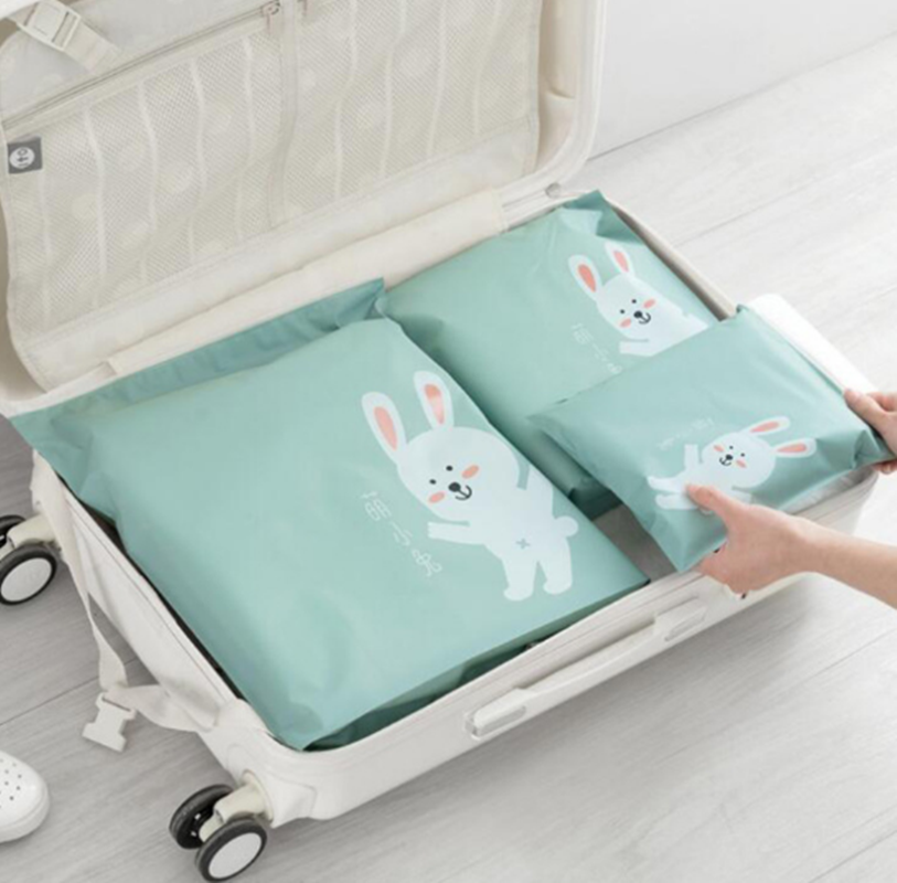 Travel Pouch Portable Storage Bag Waterproof Shoes Clothing Bags Closet Underwear Shoes Sorting Bag