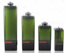Réservoir de tortues en plastique, filtre intégré, aquarium, réservoir de poissons, design ultra silencieux, filtre durable, EHEIM pick up 45/60/160/200