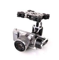 Moy 3 оси Бесщеточный беззеркальные камеры Gimbal ж/Двигатели и 32bit Управление доска FPV системы