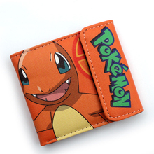 Casual Pokemon Printed Purse