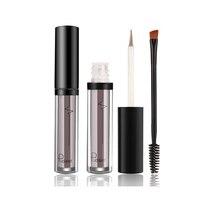 Natural Dye Waterproof Liquid Professional Eyebrow Gel with Brush Eye Brow Enhancers Long Lasting Pigments Beauty Makeup Tools Makeup