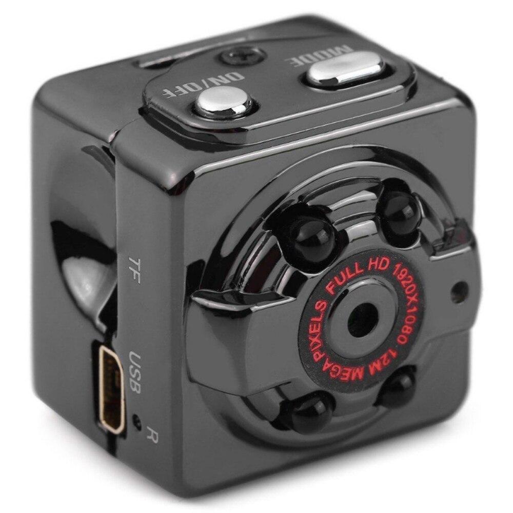SQ8 Mini Auto DVR Kamera HD 1080 P Kamera Nachtsicht Mini Bewegungserkennung Camcorder Klasse 10 Video Recorder Micro Auto kamera