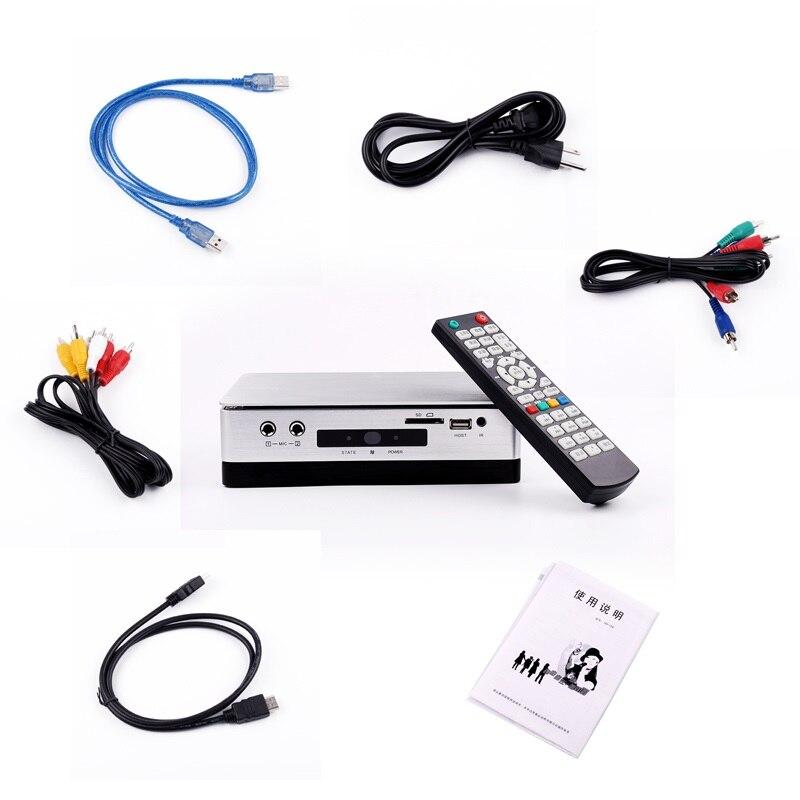 Νέο μοντέλο Professional Home HDD karaoke player player - Οικιακός ήχος και βίντεο - Φωτογραφία 3
