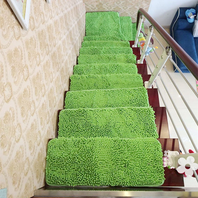 Attrayant Hot Sale Stair Case Carpet Tread Mat Step Rugs Stair Mats Pads Home Hotel  Stairway Blanket