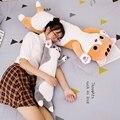 Длинная Подушка для кошек 65-110 см  мягкая плюшевая подушка  мягкая кукла с животными  диван для сна  декор для спальни  Kawaii  подарок на день рож...