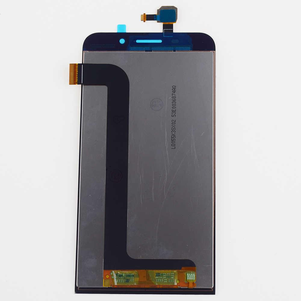 For Asus Zenfone Max ZC550KL ZenFone 5000 Z010D LCD Display Monitor Module + Touch Screen Digitizer Sensor Panel Assembly Frame