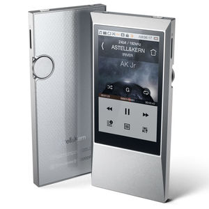 Image 2 - الأصلي إيريفر أستل و كيرن AK Jr 64 جيجابايت HIFI لاعب المحمولة DSD الموسيقى MP3 مشغل الصوت ضياع الموسيقى رقيقة جدا لاعب