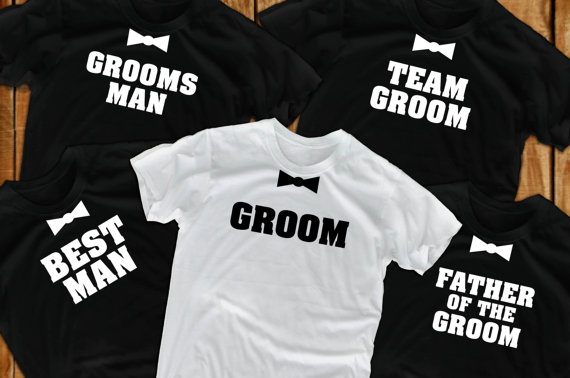 8dd74414b66 custom title name Grooms crew wedding Drinking Team king or queen tanks  tops groomsman t shirts Bachelor Party gifts favors